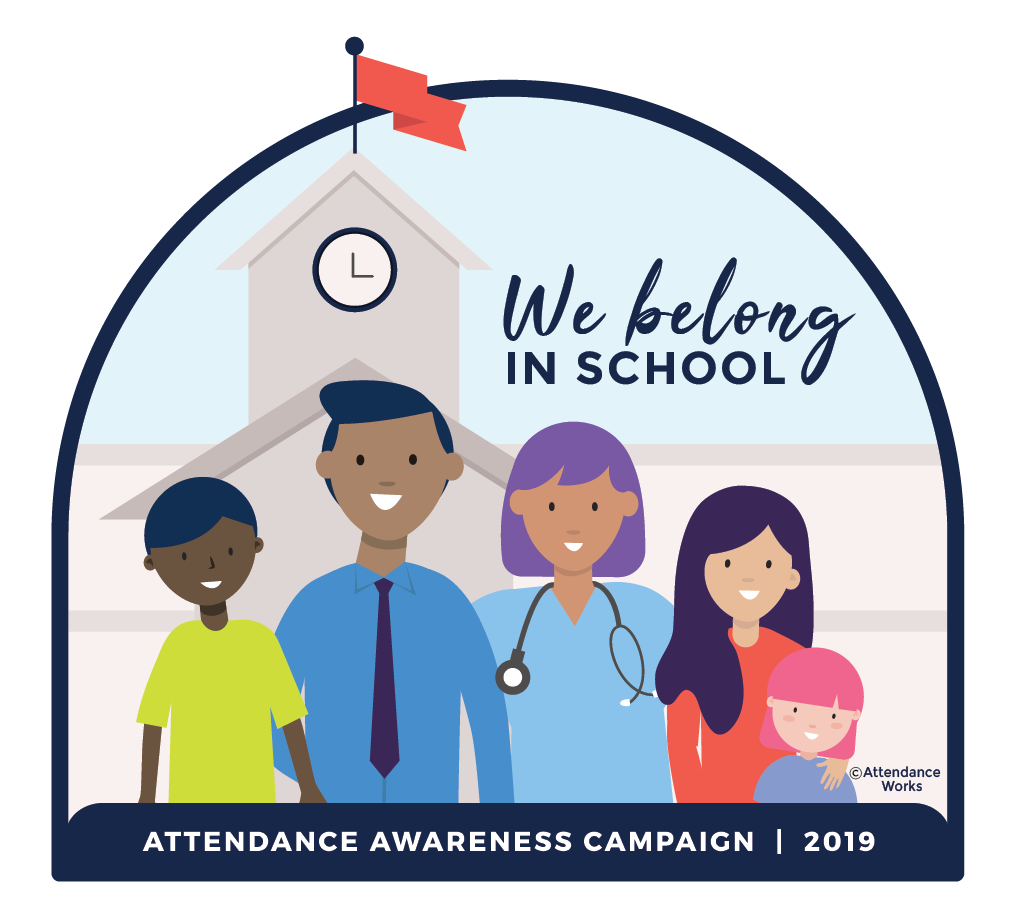 National Attendance Awareness Month Image