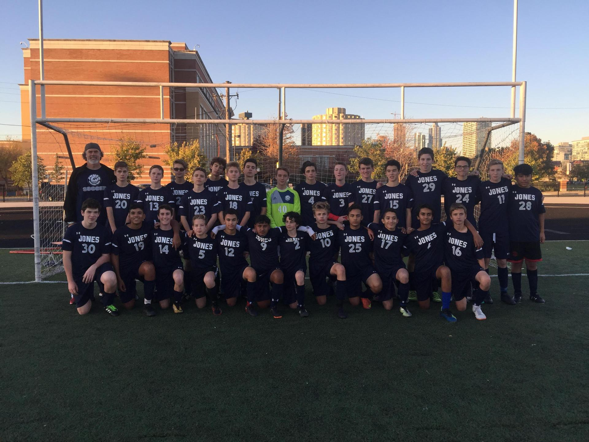 Image 2019 Boys Soccer