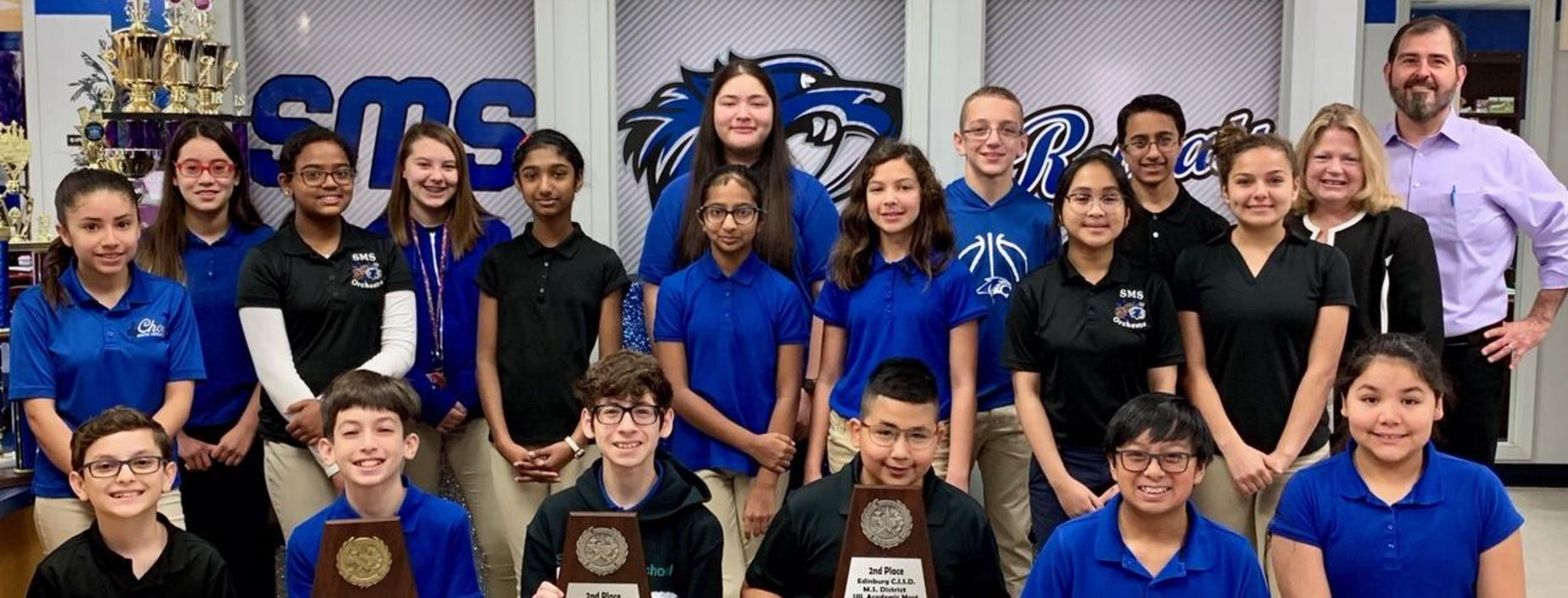 SMS UIL 2019