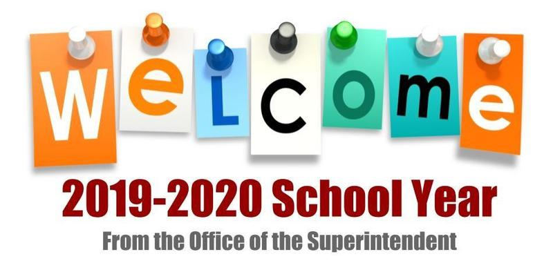 Welcome to the 2019-2020 School Year Featured Photo