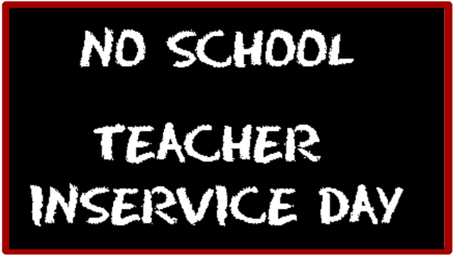 No School on Friday 3/22 and Monday 3/25! Featured Photo