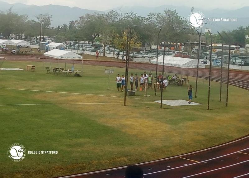 Gran actuación en los Juegos Deportivos Nacionales Escolares de la Educación Básica del Colegio Stratford. Thumbnail Image