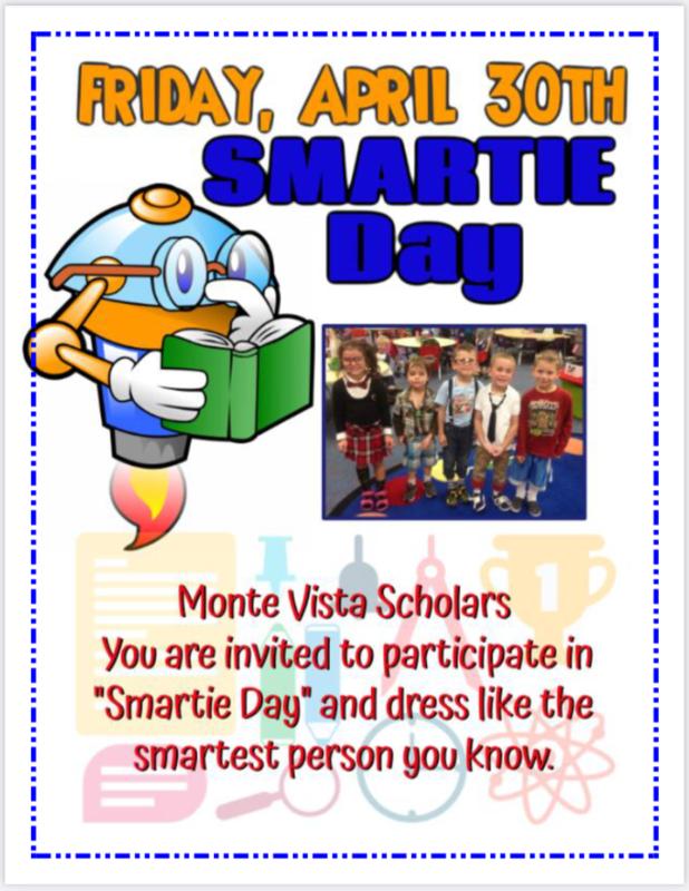 Smartie Day