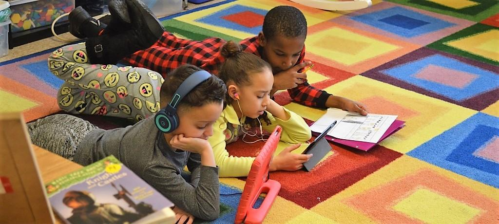 iPads aid in learning