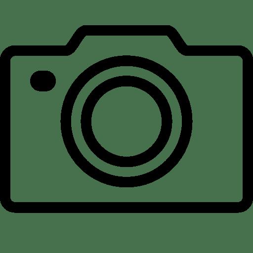 outline of a camera