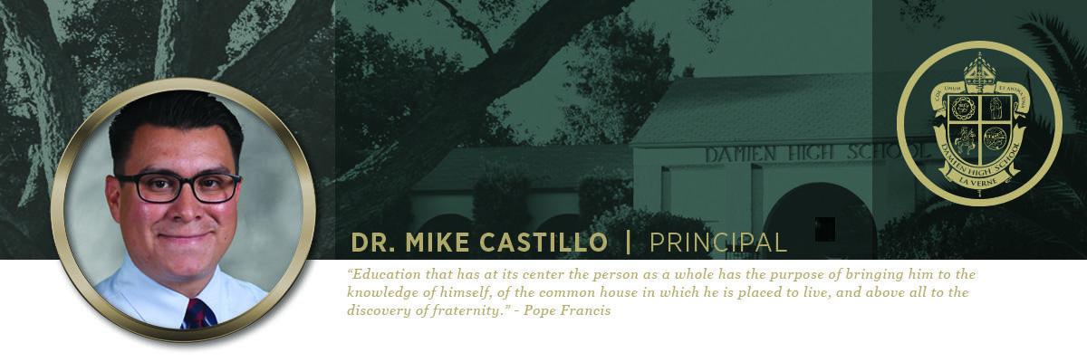 Dr. Mike Castillo