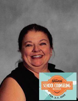 Lisa James, Counselor