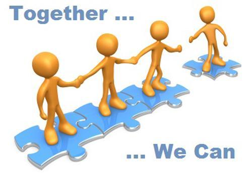 Together... we can do this.
