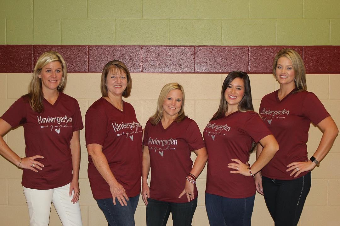 Kindergarten team 2020