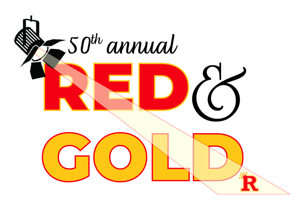Red & Gold Image
