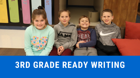 3rd ready writing
