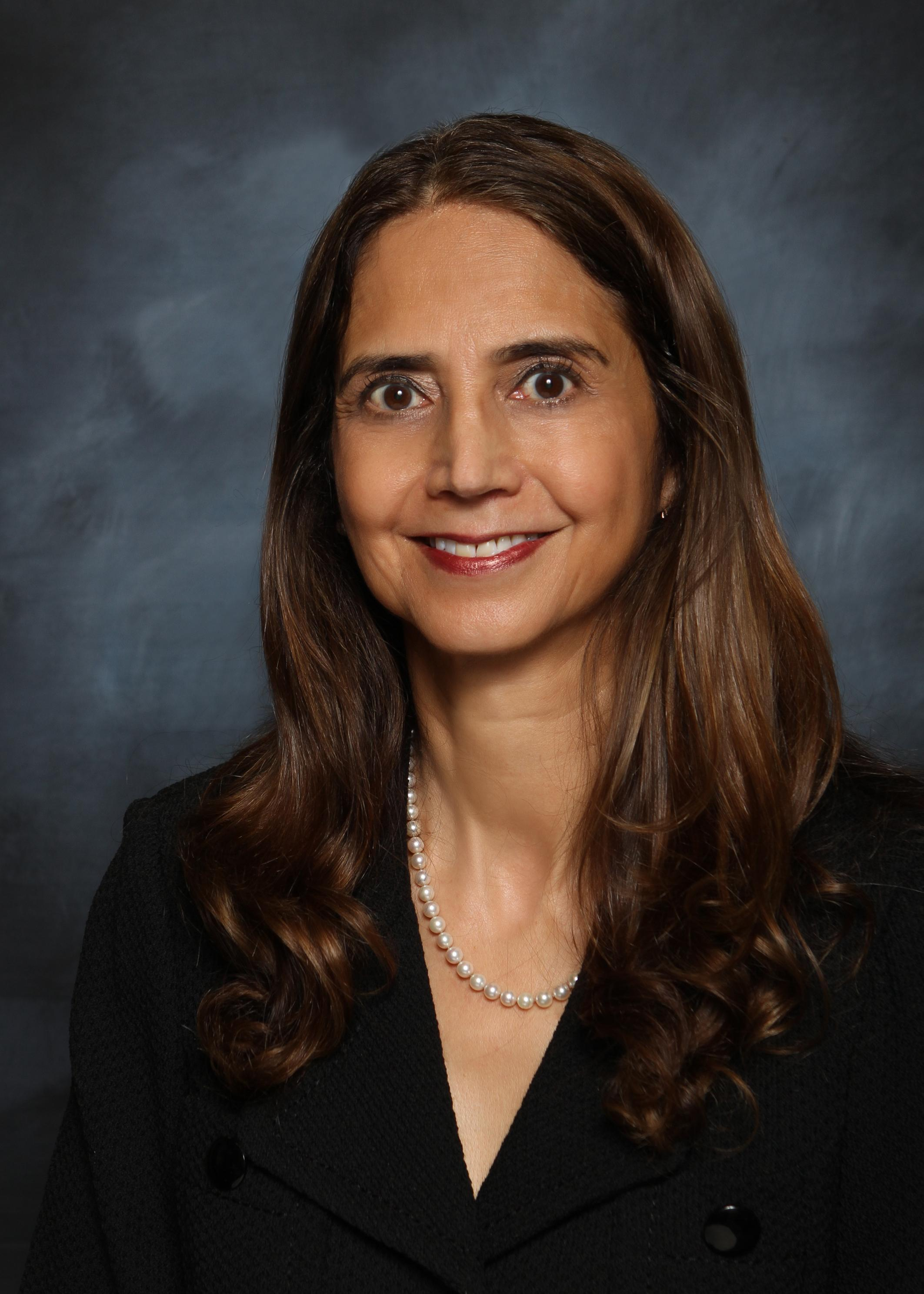 Photo of Dr. Thelma Melendez