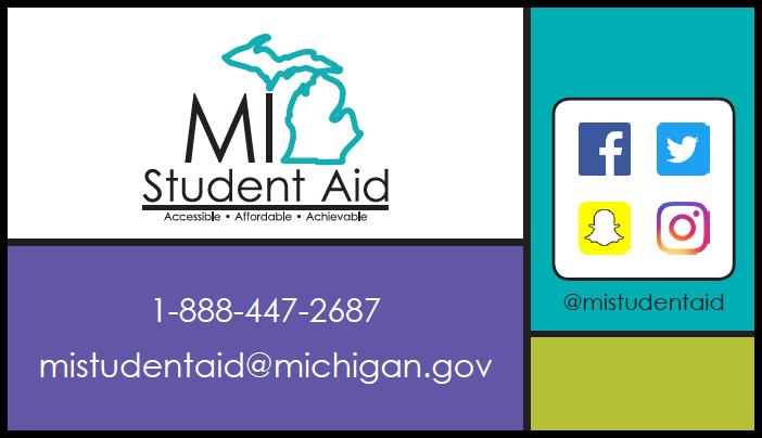 MI Student Aide logo