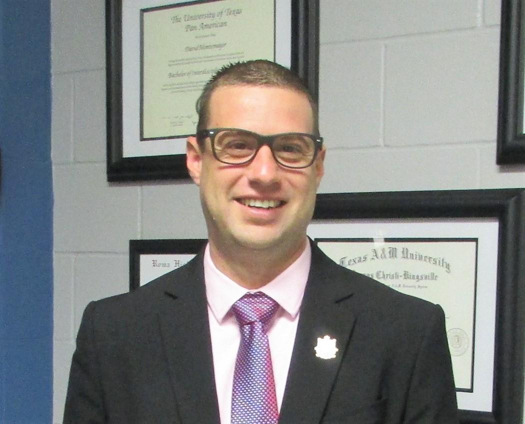 photo of doctor montemayor, principal