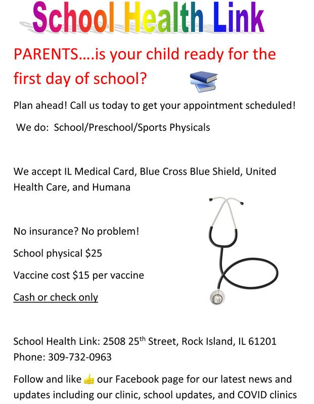 Back-to-School Physicals Featured Photo
