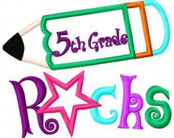 5th Grade Rocks!