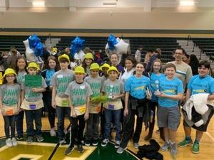 MVMS FLL teams