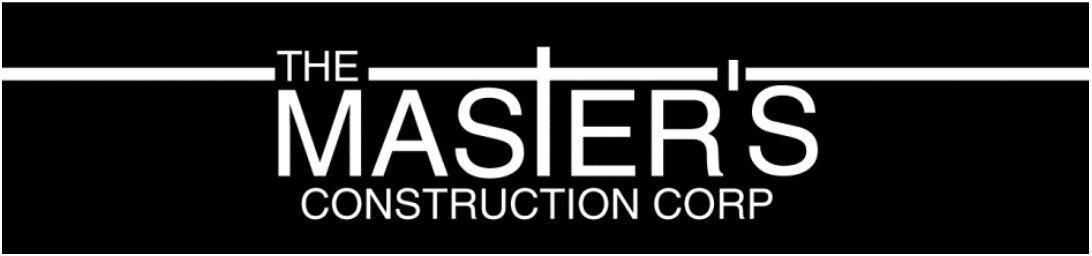 Master's Construction Corp.