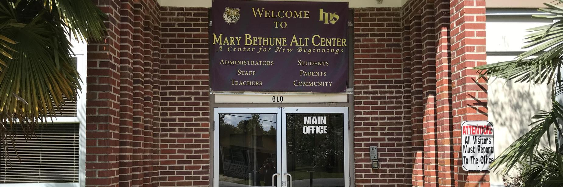 Mary Bethune Alternative School