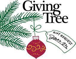 Giving tree clipart