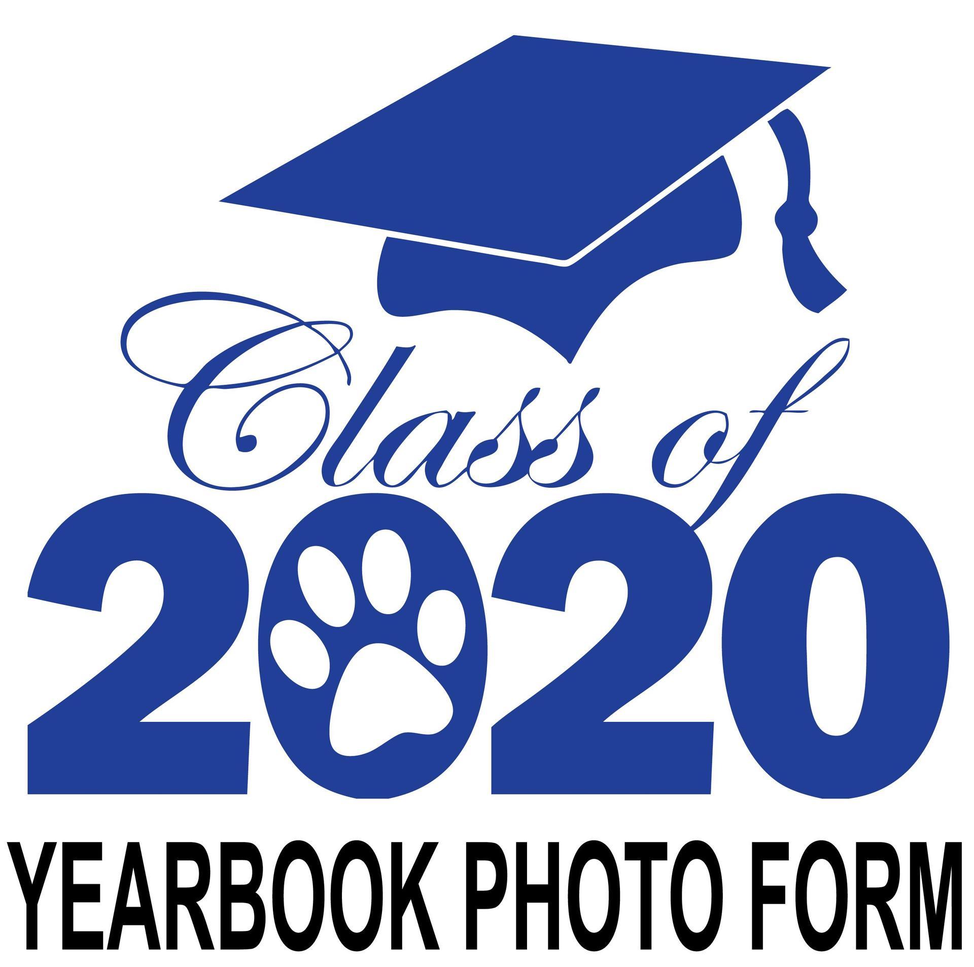 Senior Yearbook Form