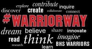 #warriorway