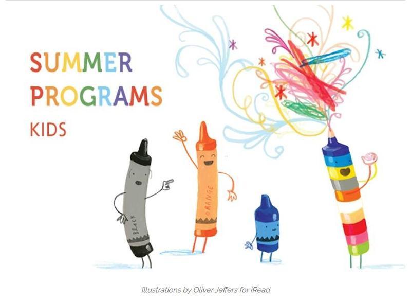 Spokane County Library District Summer Programs Thumbnail Image