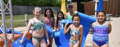 WSISD third and fourth graders earned a trip to Splash Dayz White Settlement.