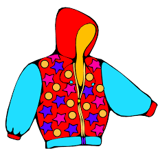 clipart of a coat
