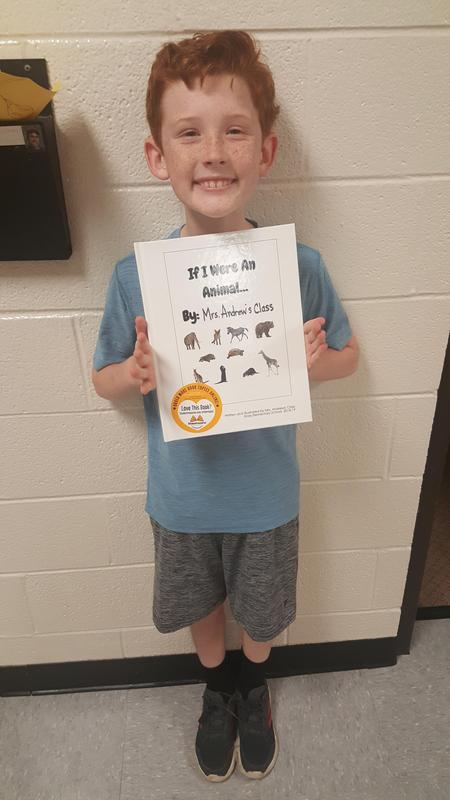 2nd and 3rd graders Published Authors and Illustrators Featured Photo