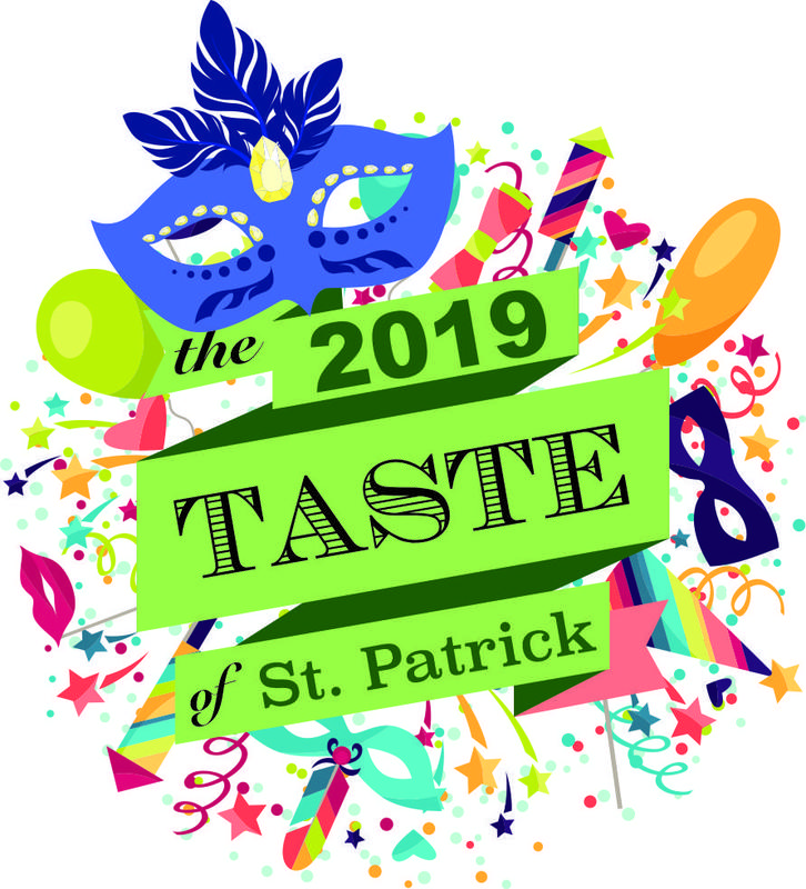 The Taste of St. Patrick is Saturday, March 2nd. Featured Photo