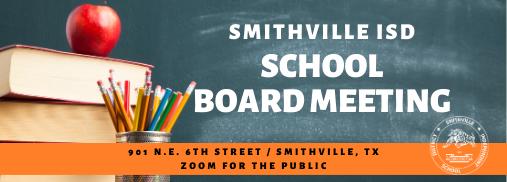 April Regular School Board Meeting