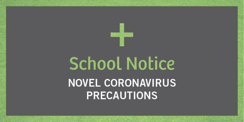 Diboll ISD releases information regarding Coronavirus precautionary measures Thumbnail Image