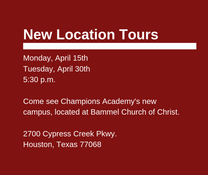 New location tours