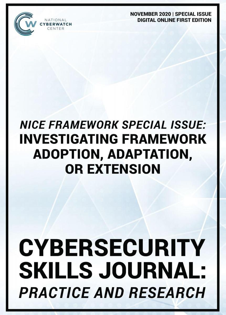 Cover of CSJ NICE Framework SI