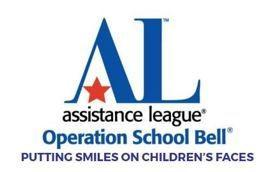 Logo: Operation School Bell putting smiles on children's faces...sponsored by Assistance League of Temecula Valley.