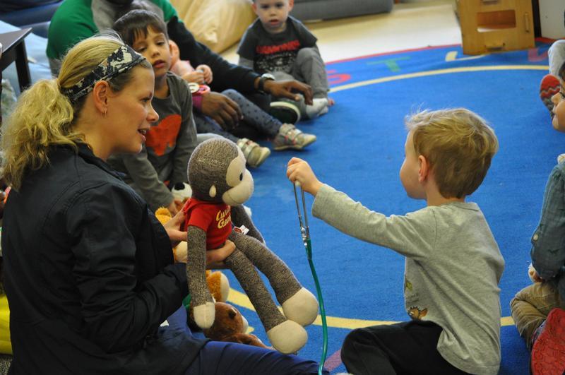 Nursery school baby doll and teddy bear clinic Featured Photo