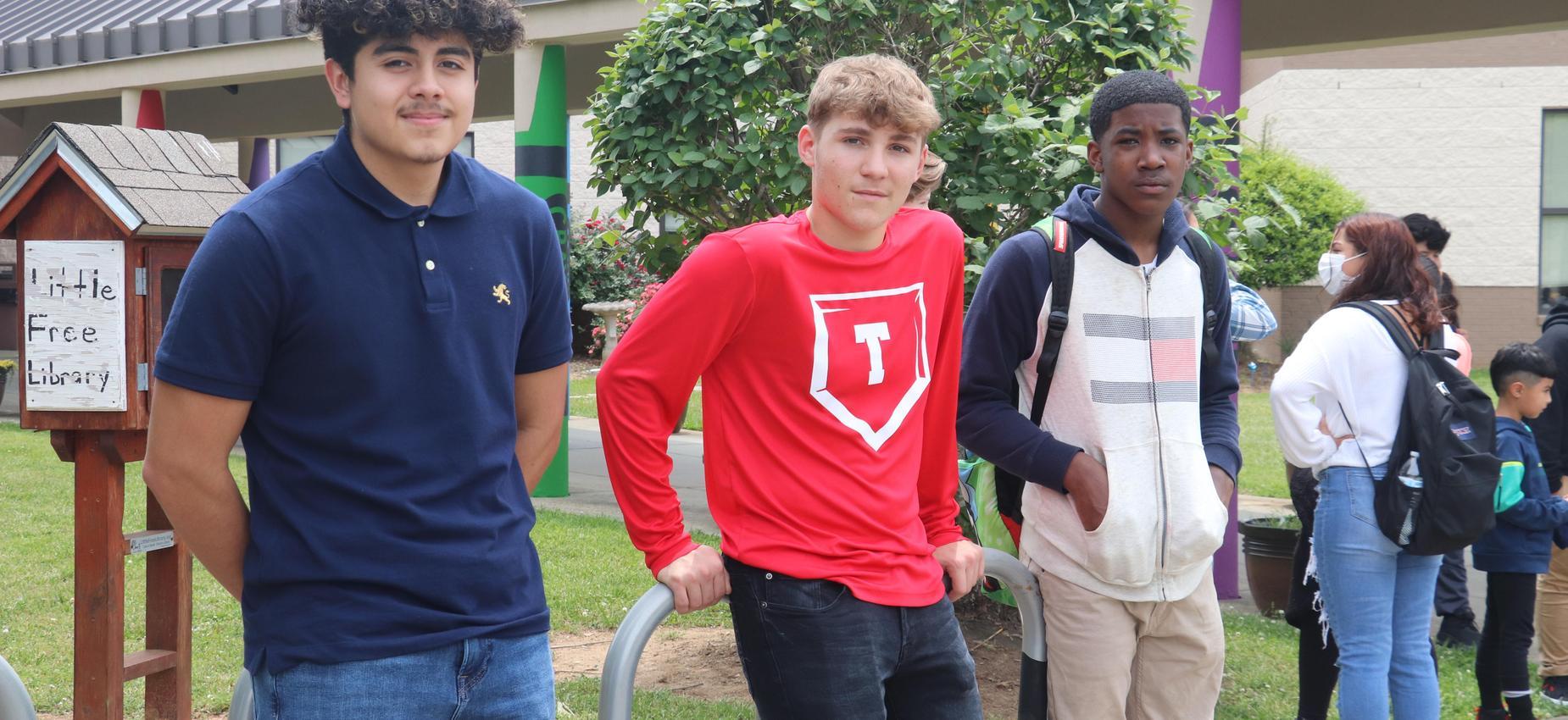 TCS Students