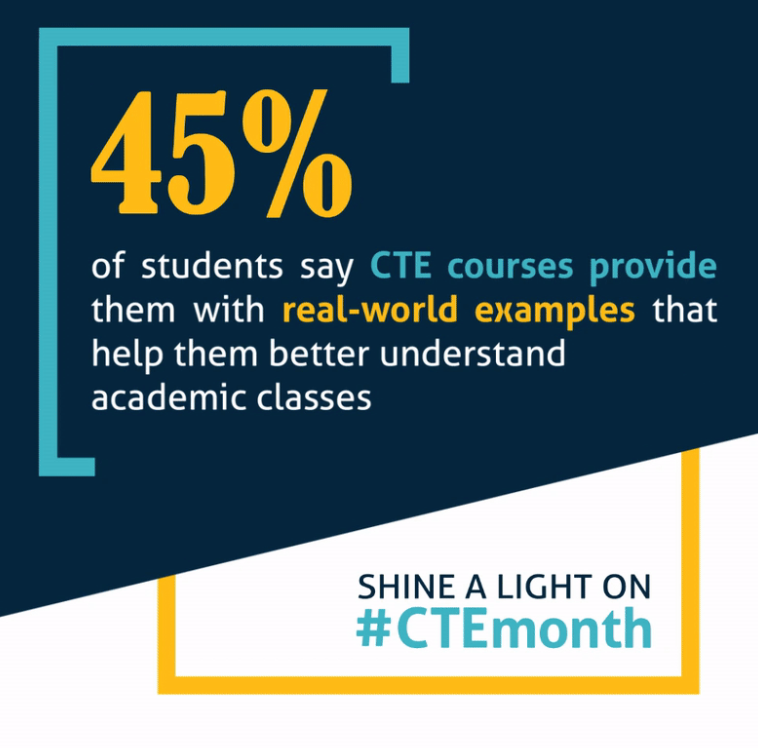 CTE Month! Featured Photo