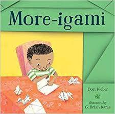 More-igami by Dori Kleber