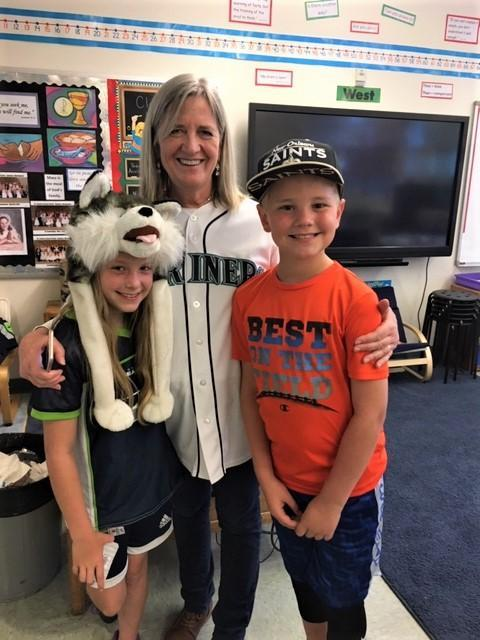 Principal Rosemary Leifer