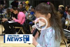 NY1 Students Showcase Talents on Bronx Stage