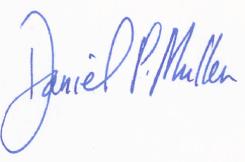 Daniel P. Mullen, Principal