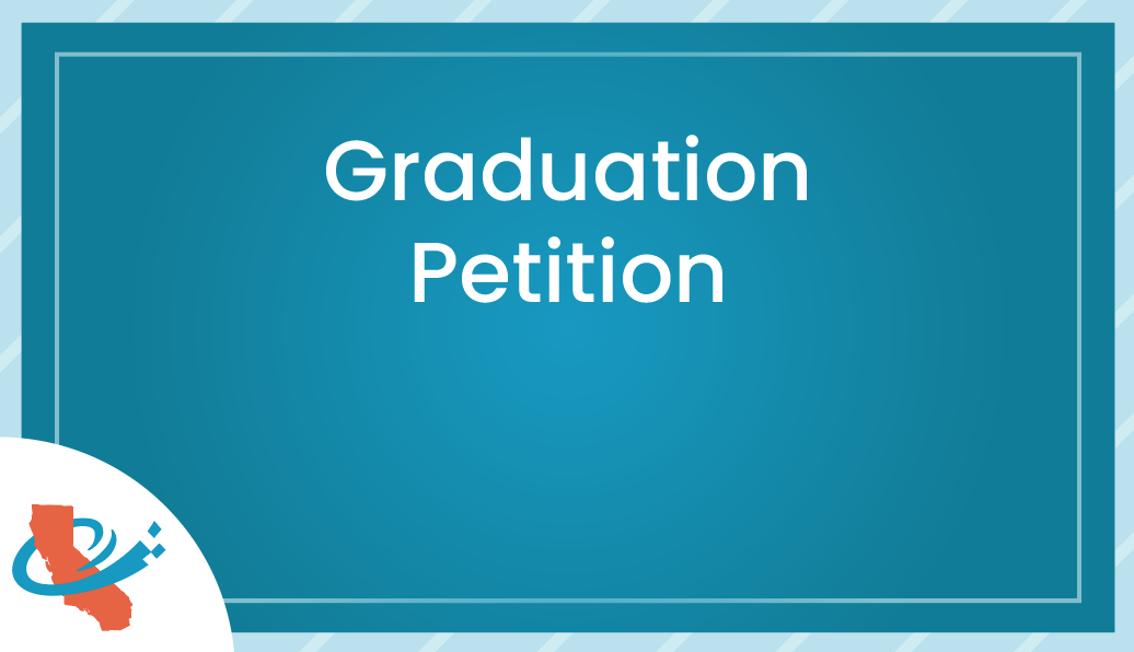 Graduation Petition