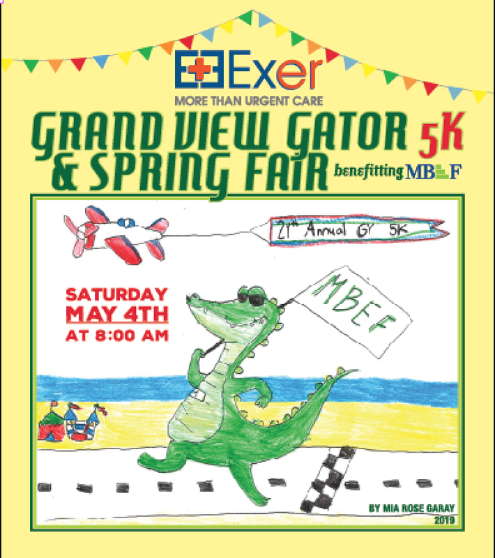 Register for the Gator Run! Thumbnail Image