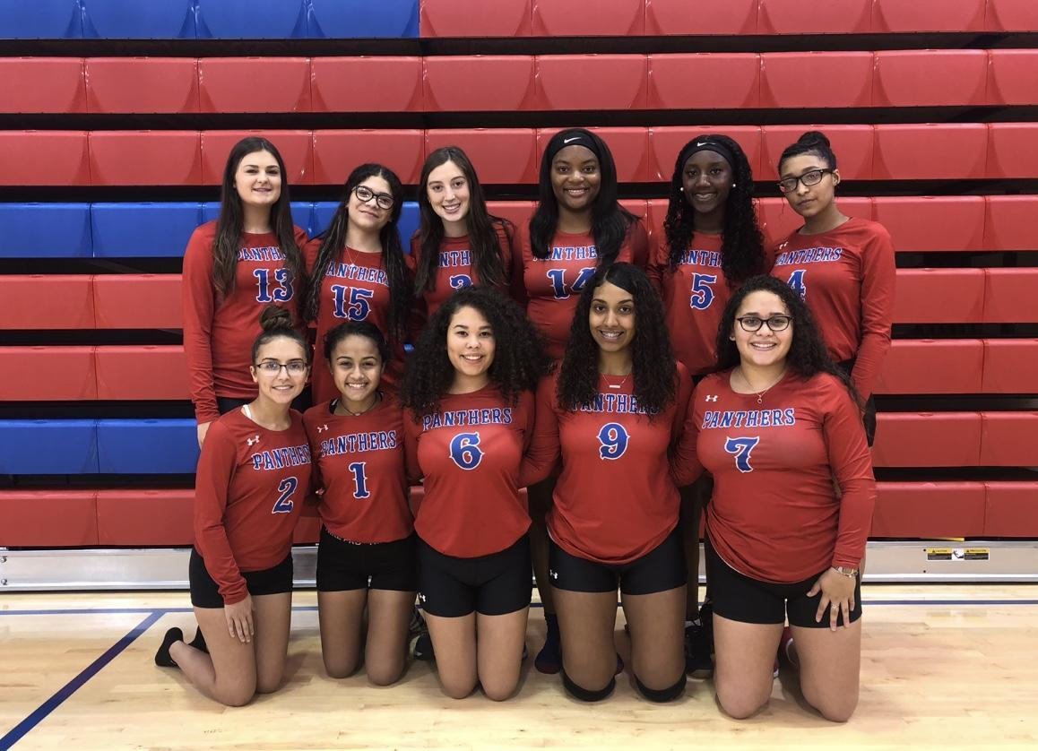 PHS Varsity Volleyball
