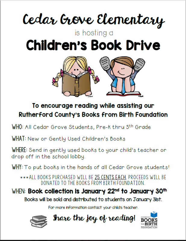 CGE is Hosting a Children's Book Drive Thumbnail Image