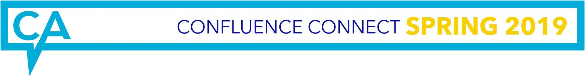 Confluence Connect - Spring 2019