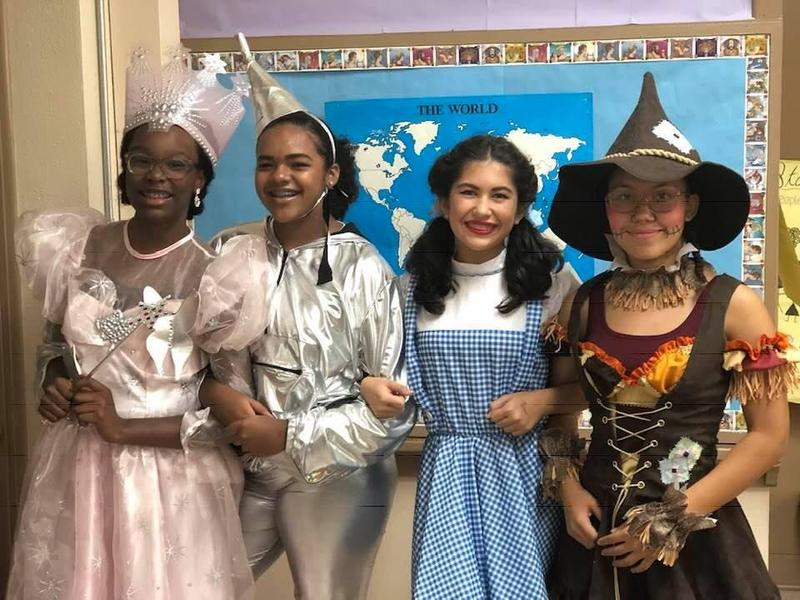 Which Wicked 8th Graders Went for a Theme? Featured Photo