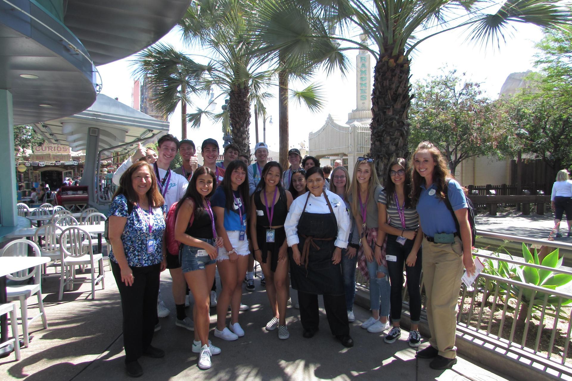 MBA Culinary at Disney YES